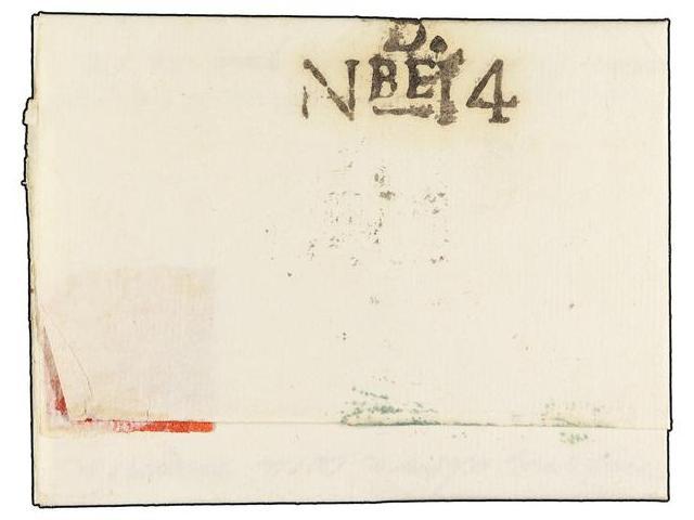 Lot 25 - SPAIN: PREPHILATELIC MARKS  DP05 CATALUÑA  -  Filatelia Llach s.l. Mail Auction #156