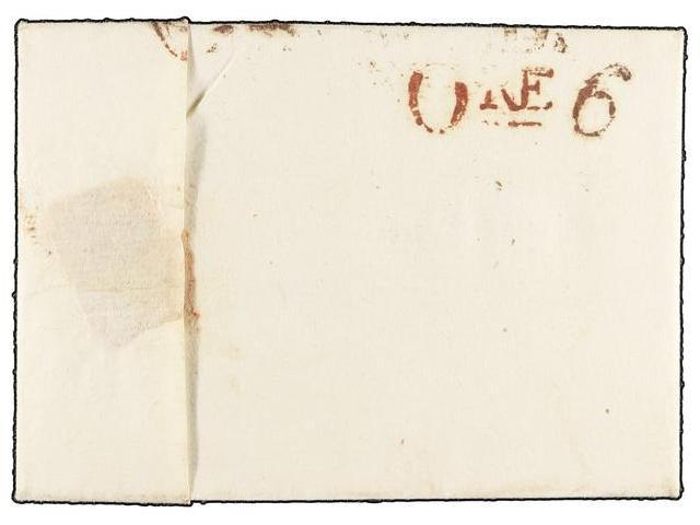 Lot 51 - SPAIN: PREPHILATELIC MARKS  DP05 CATALUÑA  -  Filatelia Llach s.l. Mail Auction #156