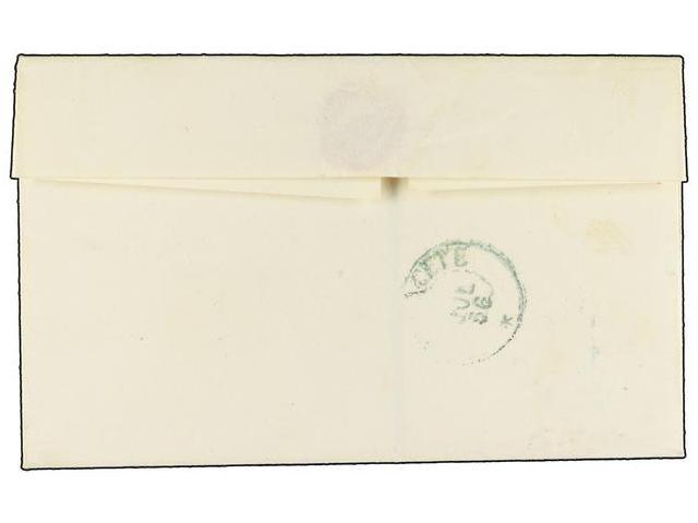 Lot 214 - SPAIN: CUATRO CUARTOS n.48  -  Filatelia Llach s.l. Mail Auction #156