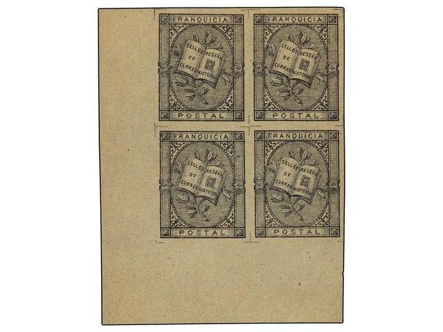 Lot 930 - SPAIN: FRANQUICIAS POSTALES  -  Filatelia Llach s.l. Mail Auction #156